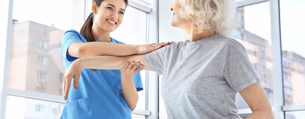treating arthritis pain naturally with physical therapy