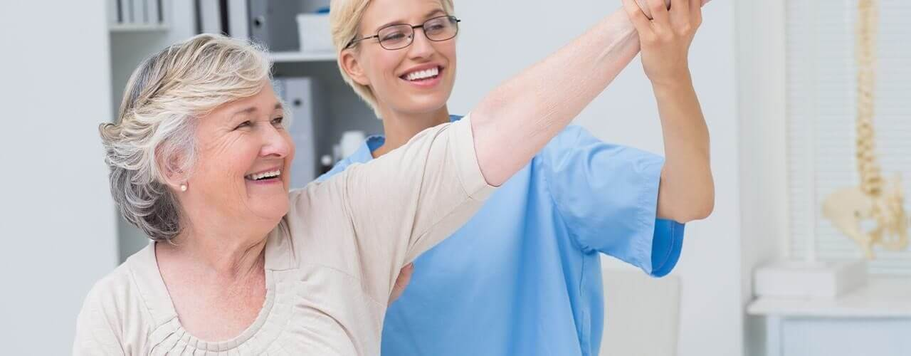No opioids, choose physical therapy