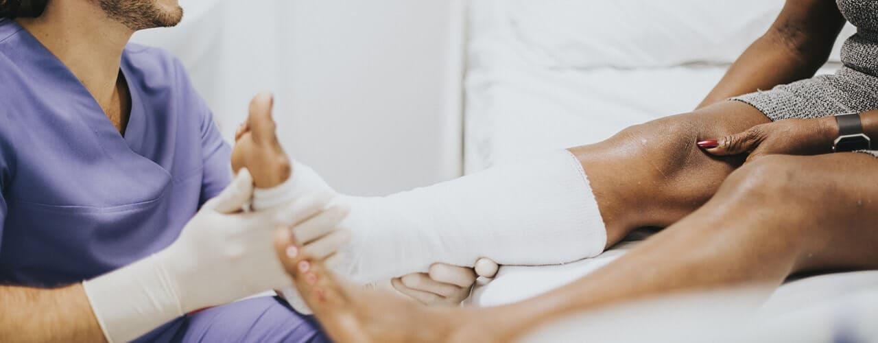 Strain or a Sprain